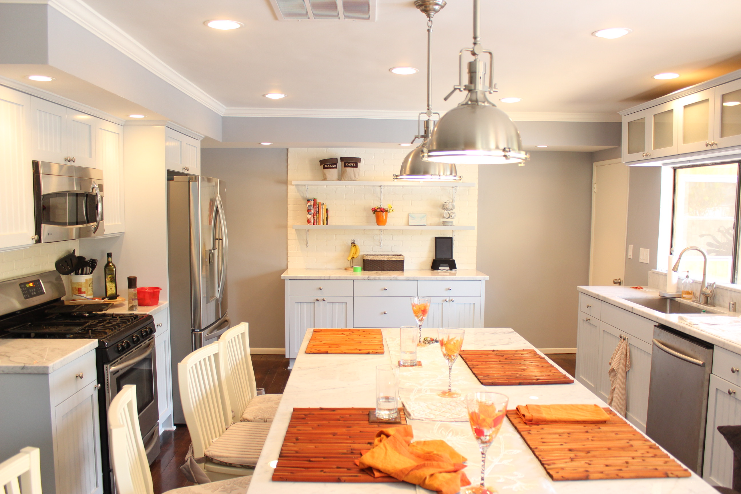 Small Kitchen Remodel - Kitchen Remodeler Los Angeles