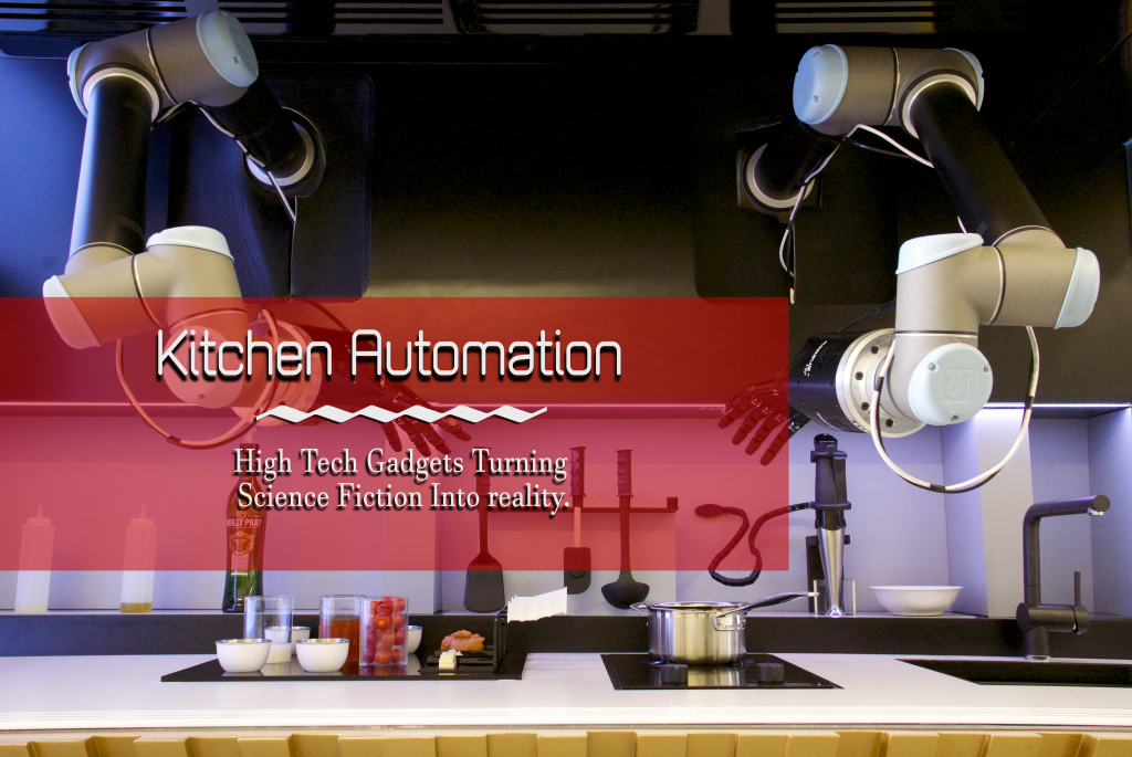 automated kitchen designs