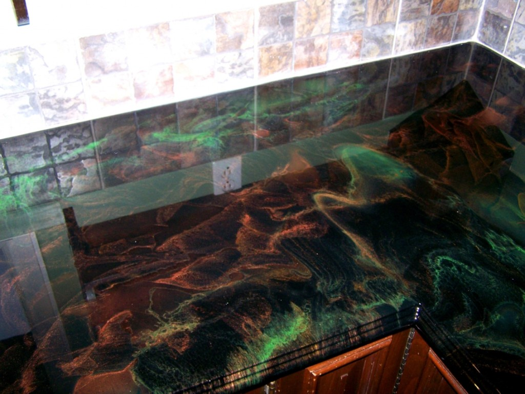 galaxy kitchen countertops
