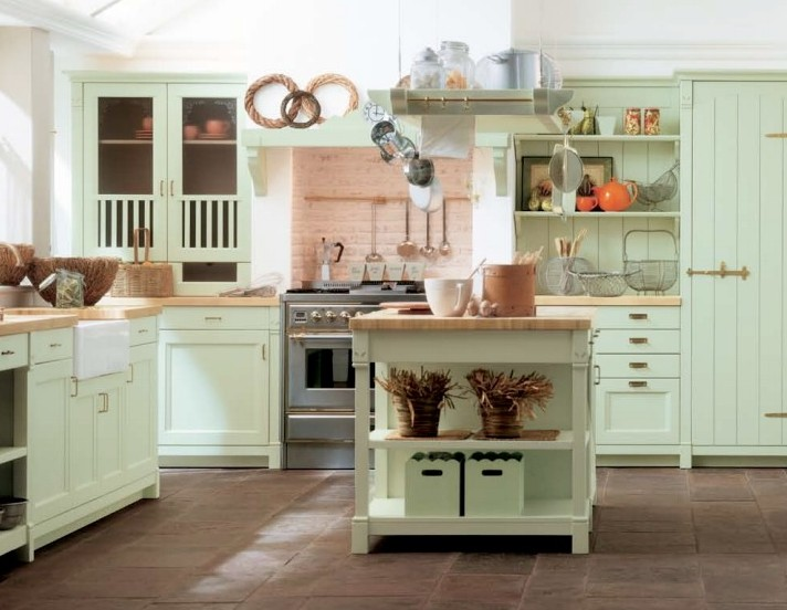 Incroyable Country Kitchen 1