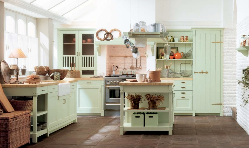 Country Kitchen 8