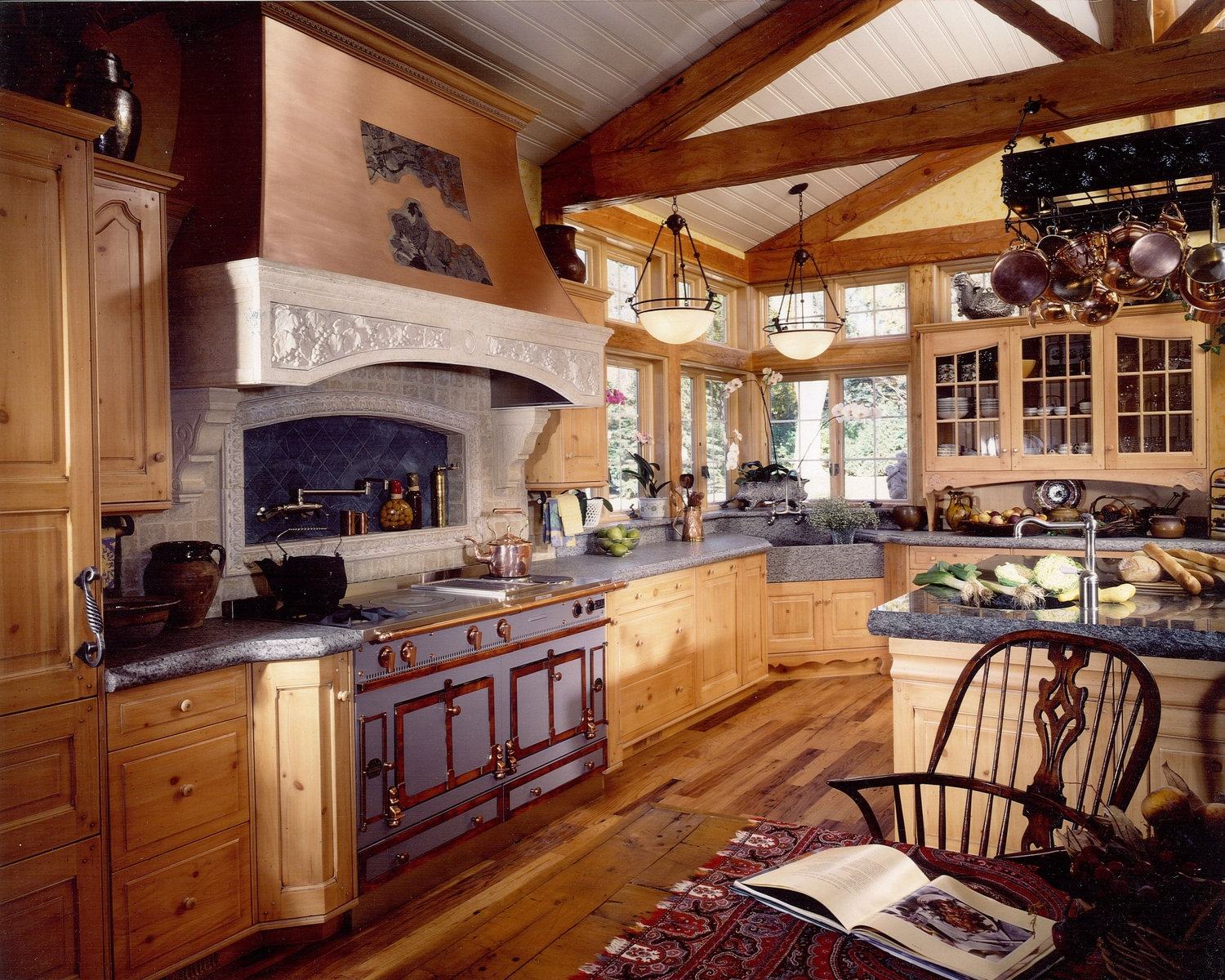 Country kitchens definition ideas info Define contemporary country