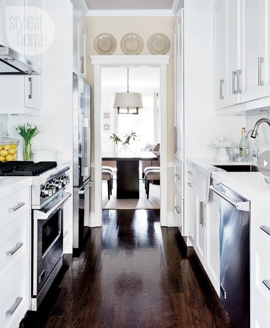 Beautiful Efficient Small Kitchens: Kitchen Remodeler