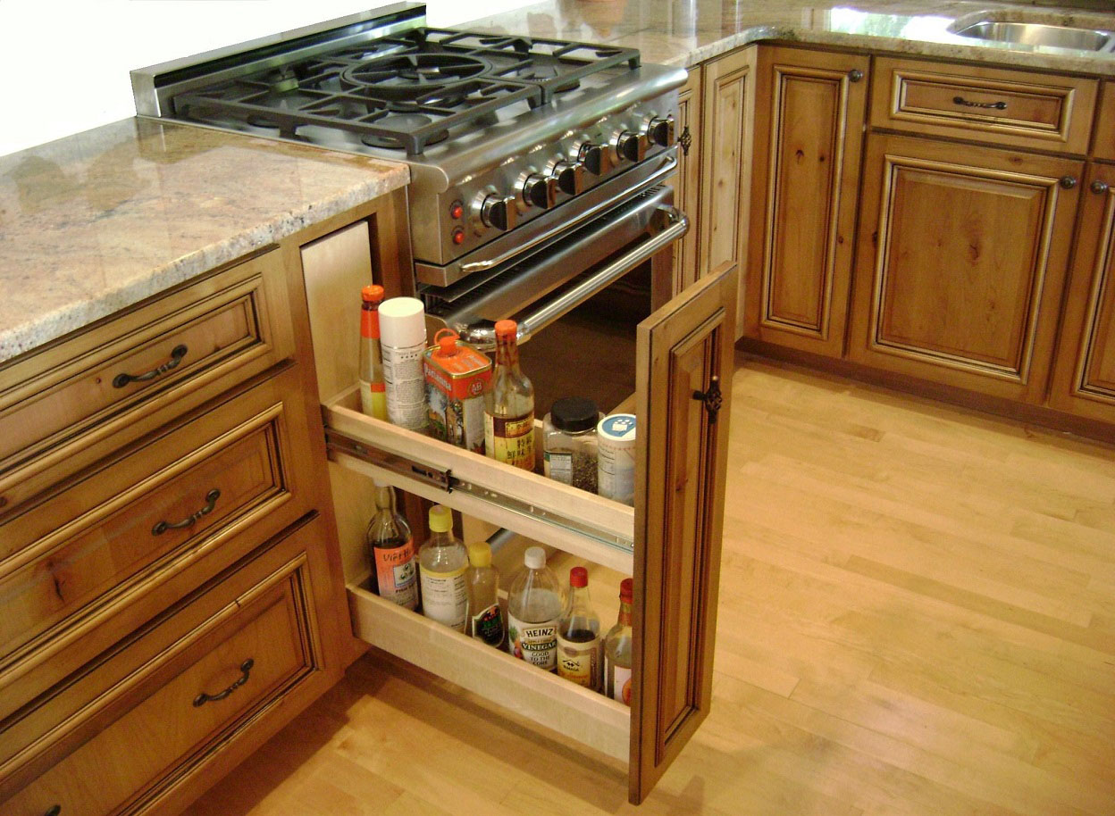 Kitchen design trends that will dominate in 2017 for Kitchen cabinets storage