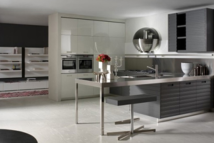 Modern kitchen designs kitchen remodeler for Contemporary kitchen cabinets los angeles